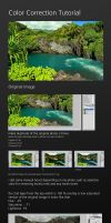 Color correction tutorial by Amr-Mohsen