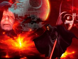 Star Wars Queen of The Sith by ritter99