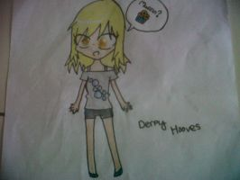 Derpy Hooves Human :3 by DerpyLuv123