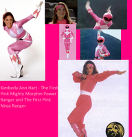 Original Pink Ranger - Kimberly by Starartista87