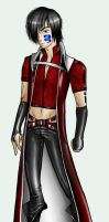 Vance New Costume by Ede1986