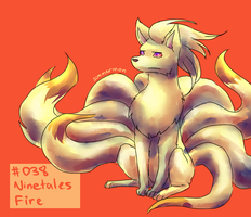 day 7 - fire by summermon