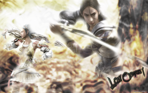 Lost Odyssey Wallpaper by Nocturael