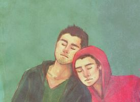 Sterek by TheseGreyDays