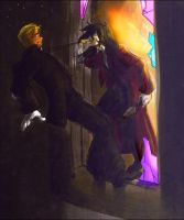 Hellsing AU - Reminiscence by Ravendyn