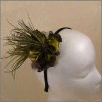 mannequin headband model11 by tracyholcomb