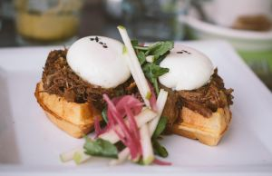Brunch at Jam Chicago by aanoi