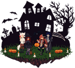 [DGM] Happy Halloween 2k15! by GazeRei
