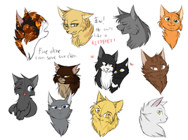 Ivypool And Breezepelt Fanfiction