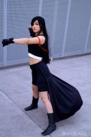 Tifa Lockhart Advent Children by PrisCosplay