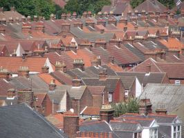 Red Roofs 1285702 by StockProject1
