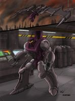 DONs War Within Ratbat by hansime
