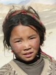 Tibet child by mokarobota