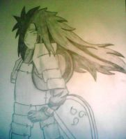 Madara Uchiha by XSlappyTheDummyX