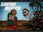 Saving Mexico by fabikiwii