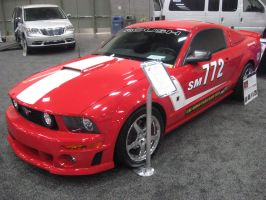 Ford Mustang Roush Tuned by granturismomh