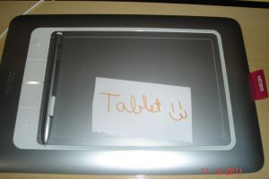 My Tablet by KathyKid
