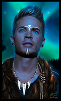 Detailed portrait of Sauli from 'Sudella' picture by lucasthefierce