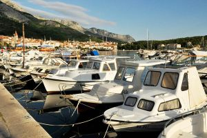 Makarska marina 1 by wildplaces