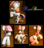 RainBones - Custom Blind Bag by Elyneara