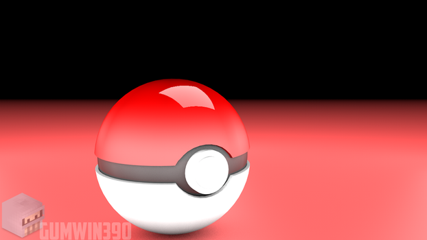 PokeBall Made by me(Free download) by gumwin390