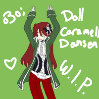 WIP Merc Doll CD by maddmouse