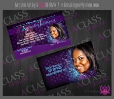 Business Card 1 by aCLASSdesignz