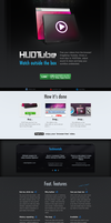 HUDTube website by tomeqq