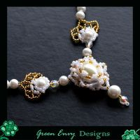 chain of cloudy dreams detail by green-envy-designs