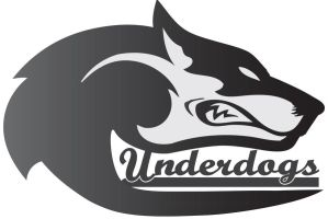 Dodgeball Underdogs team logo by jtb92