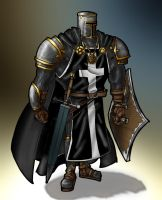 hospitaller knight by oz-of-the-land
