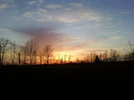 Sunset by Emzoid