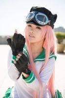 Simca- Air Gear Cosplay by DatAsianChick