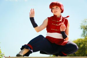 Anything Goes Martial Arts by CosplayCousins