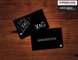 XnG Business Card by anekdamian