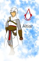 Legendary Altair by Paladin0