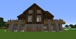 FTB Infinity - Survival House - Front by organizationXIIIfan1