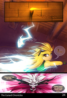The Cursed Chronicles- Page 24 by Keitronic