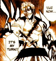 Grimmjow by Elegost