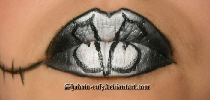 Black Veil Brides - Lips by Shadow-rulz