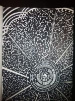Zentangle5 by gardenscrapper