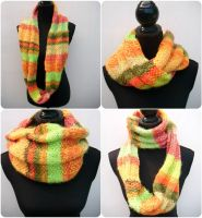 Autumn Cowl by PolClary