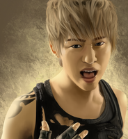B.A.P: Fight against them by Quitoxica