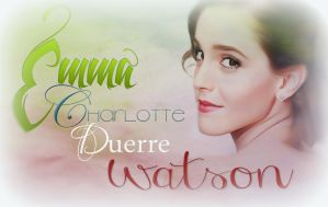 emma full name wallpaper by akki604