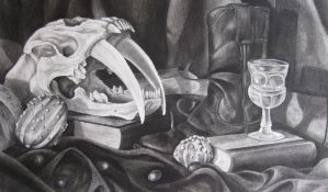 Still life study by aaronjohngregory