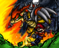 Mario strikers charged by Foxeaf