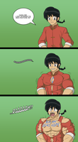 Ranma's New Technique by DepravedDefense