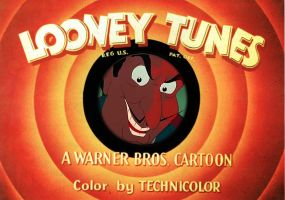 The New Looney Tunes Logo by RedJoey1992