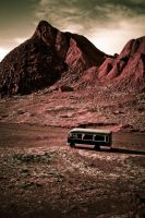 Death valey BUS by Epinto