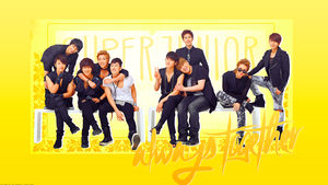 Super Junior Wallpaper by Rosba18
